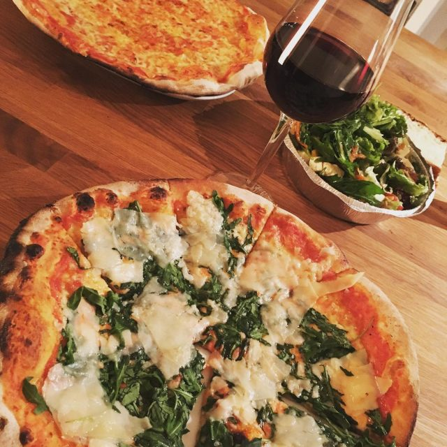 Today only pizza can be the answer vegetarisch vegetarian pizzahellip
