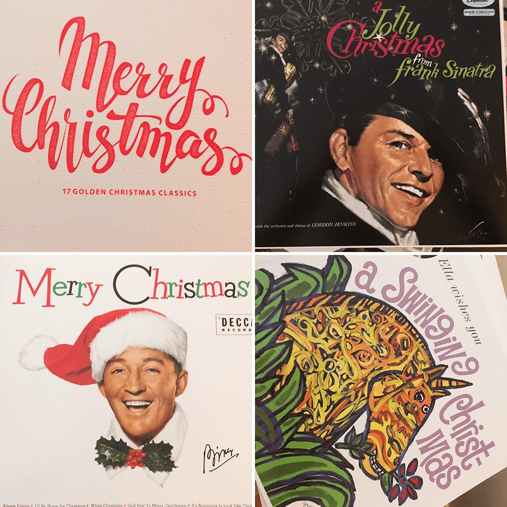 Weihnachtsplatten