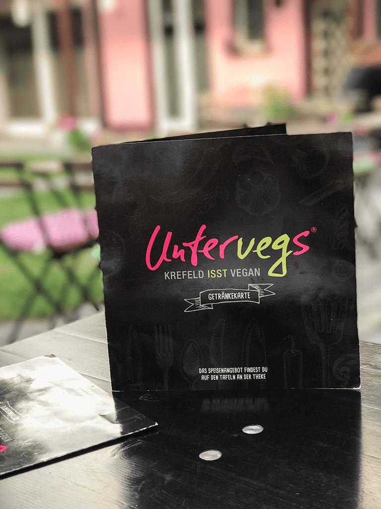 Das Untervegs in Krefeld, veganes Restaurant