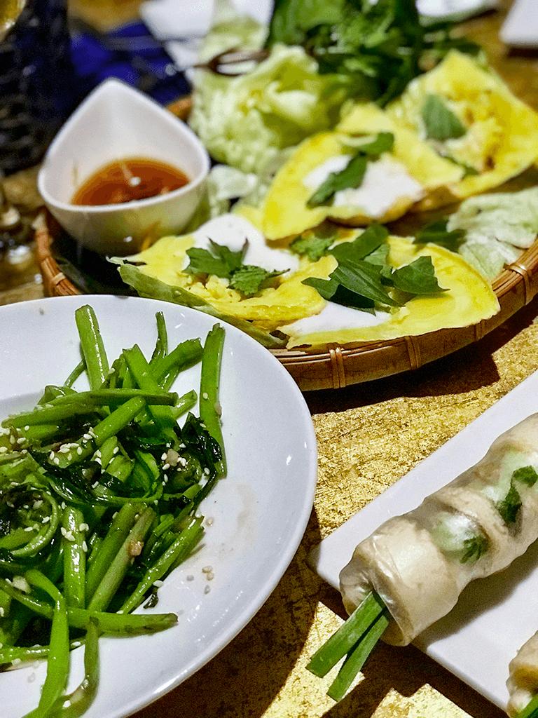 Das Restaurant Scaramangas in Düsseldorf. Vietnamesisches Restaurant Düsseldorf.