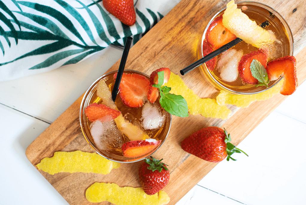 Wermut Cocktail, Cocktail mit Wermut, Vermouth Cocktail, Wermuth Cocktail